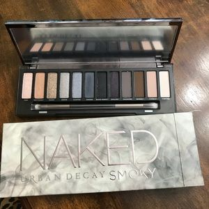 Naked Urban Decay Smoky Eye Shadow Palette